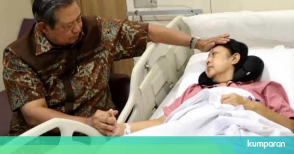 Ngabalin Sakit: SBY: Ibu Ani Terganggu Dengan Pernyataan Pak Agum Gumelar