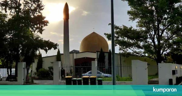 Penembakan Di Masjid Selandia Baru Wikipedia: Masjid Al-Noor, Lokasi Penembakan Di Christchurch