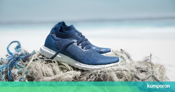 Ngabalin Stroke: Adidas Pakai Limbah Plastik Di Laut Untuk Bikin Sepatu
