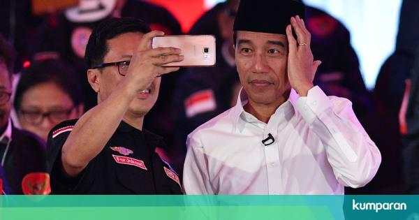 Ngabalin Stroke: Timses: Jokowi Akan Tampil Lebih Ofensif Di Debat Pilpres