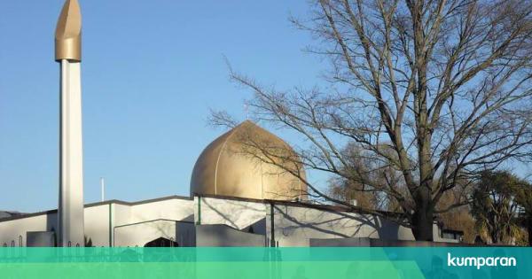 Penembakan Di Masjid Selandia Baru Wikipedia: Peta Lokasi Penembakan Masjid Di Selandia Baru