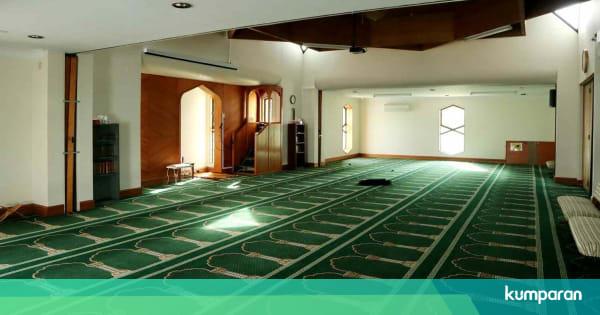 Satu Pelaku Penembakan Jemaah Masjid Christchurch