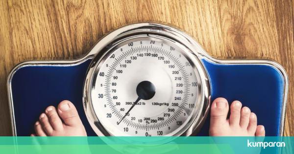 Berat Badan Bertambah? Ini yang Terjadi pada Tubuh