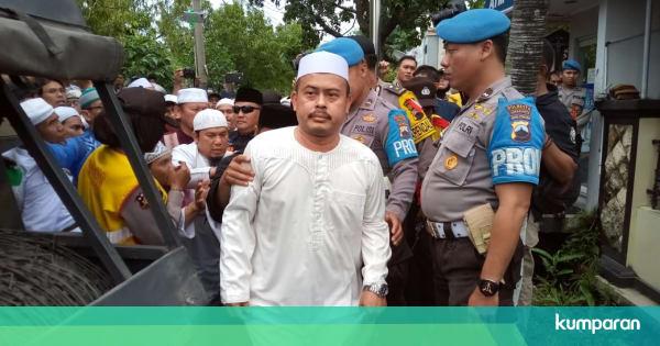 Slamet Maarif: Slamet Maarif Tersangka, Kubu Prabowo Sebut Jokowi Mulai