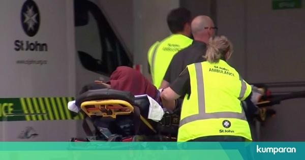 Penembakan Masjid Di Selandia Baru Wikipedia: Penembakan Masjid Di Selandia Baru Tewaskan 6 Orang