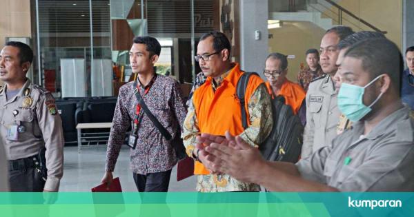 Kpk Tangkap Ketua Ppp Twitter: KPK Tahan 2 Penyuap Ketua Umum PPP Romahurmuziy