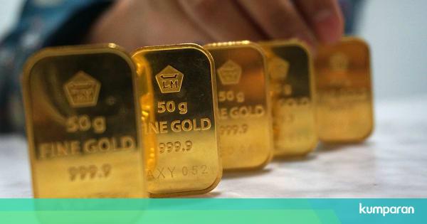 Perdagangan opsi emas online