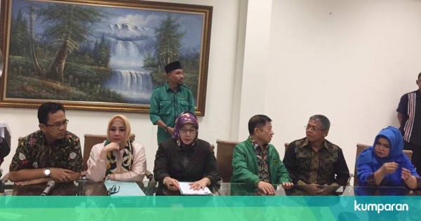 Romy Ppp Tersangka Picture: PPP Berhentikan Romy Sebagai Ketum, Angkat Suharso