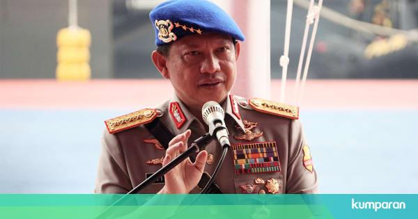 Ngabalin Stroke: Tito Ingin Polri Tambah Pesawat Dan Bangun Pangkalan Gerak