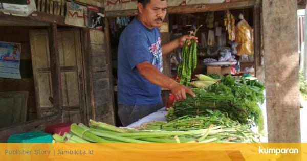 Penjual Sayur Di Jambi Jadi Caleg DPRD Kota Sungai Penuh