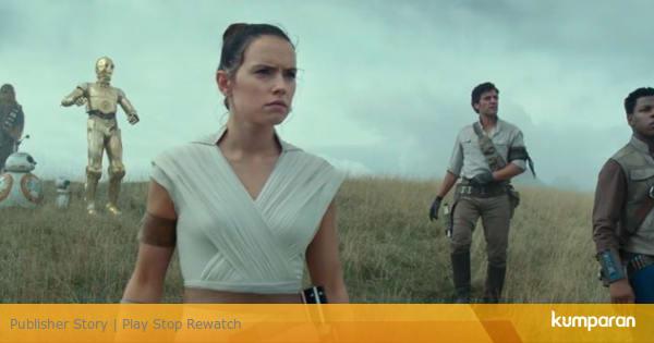 6 Hal Penting Dari Star Wars Episode IX: The Rise Of
