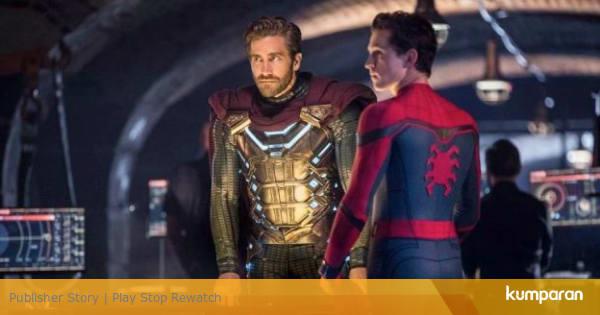 Spider-Man: Far From Home Kenalkan Multiverse ke Dalam MCU - kumparan.com